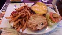 NY Cheeseburger