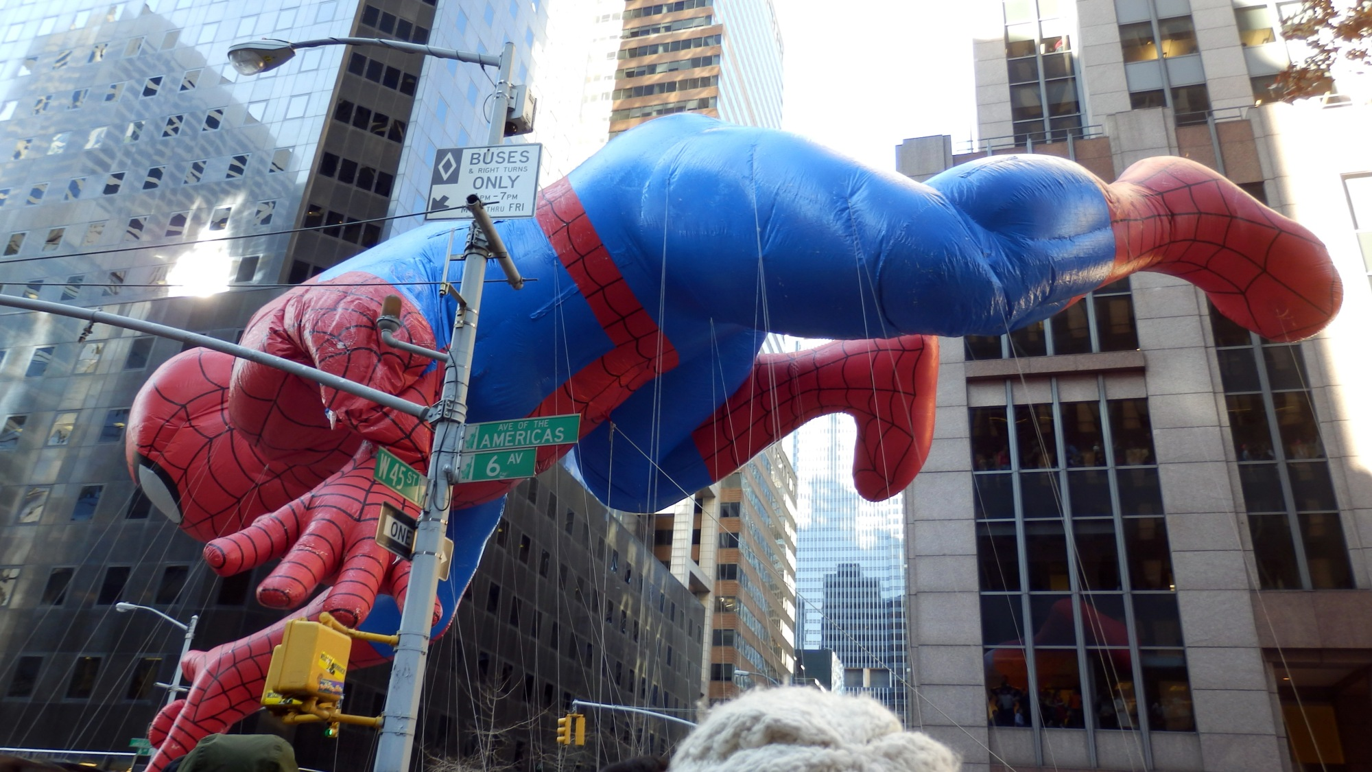 Thanksgiving Parade New York