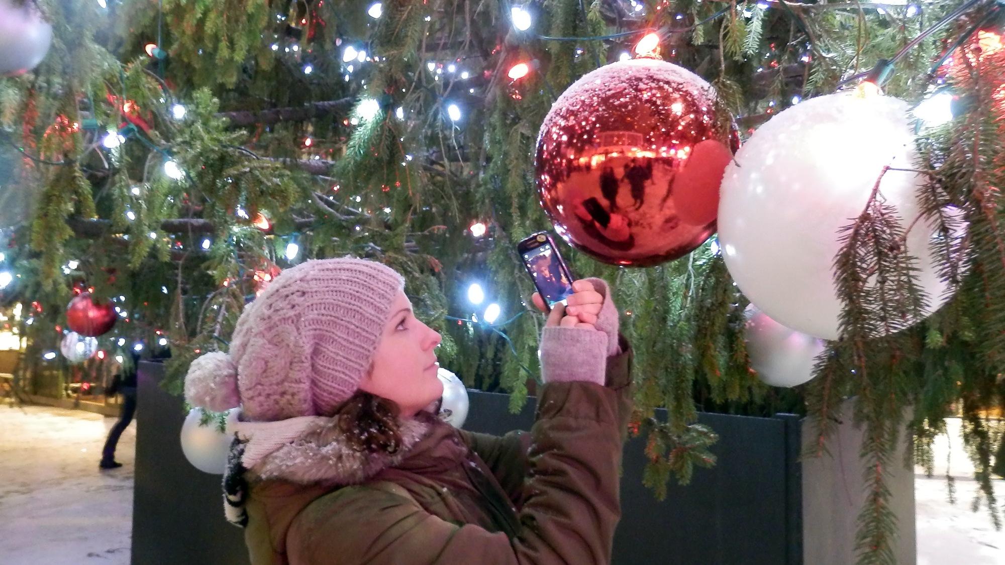 Christmas Market Bryant Park
