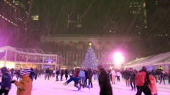 The Rink Bryant Park