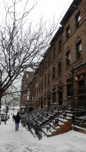 Neighbourhood in Harlem