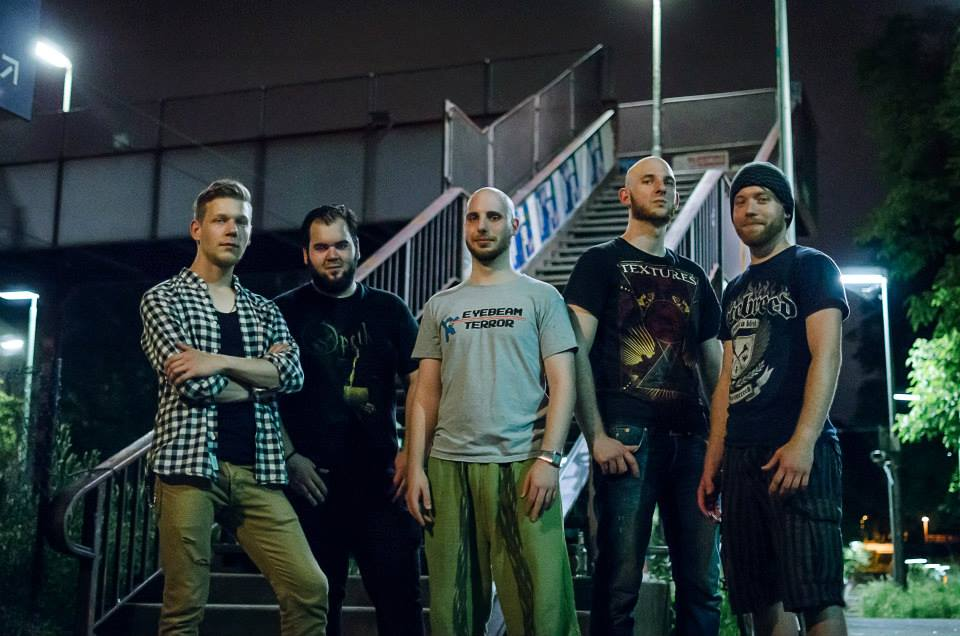 Eyesolate - Metal Band aus Frankfurt