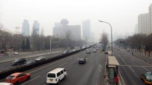 Taffic in Beijing