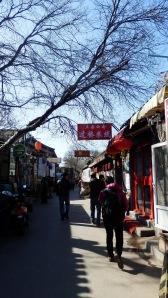 Beijings Hutongs